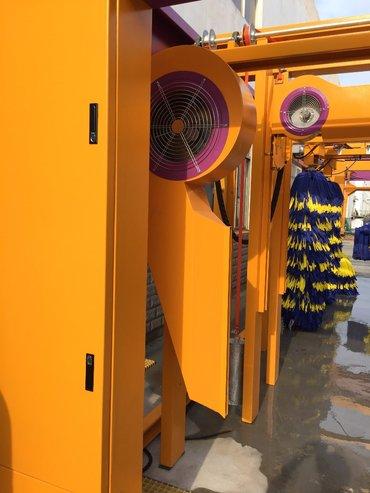 Автоматический тоннель АВТОМОЙКА в Бишкек