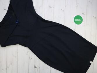 Личные вещи - Украина: Женское элегантное платье BGL, р. S    Длина: 104 см Пог: 46 см Пот: 3