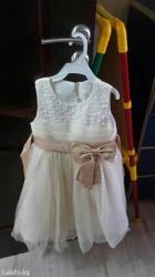 Платье на девочку с 2 до 4 лет,состояние хорошее в Бишкек