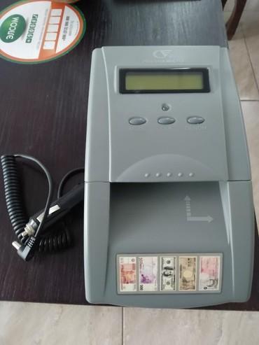 счетчик банкнот и детекторы валют в Кыргызстан: Продаю детектор валют старый всего за 500 сом