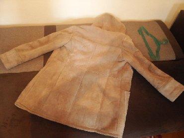 дублёнку женскую в Кыргызстан: Продам женскую дублёнку, натуральную б/у в хорошем состоянии. Размер50