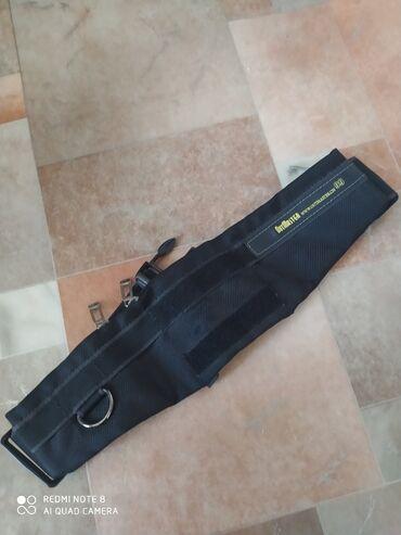 Оригинальная поясная сумка YESO OutmasterКачестве отличное, надёжный