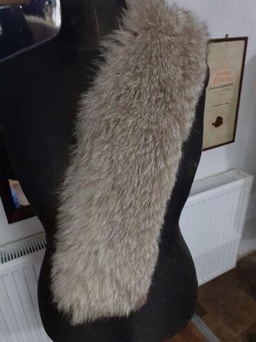 Krzno za kapuljacu. Finski rakun. Duzine do 78cm