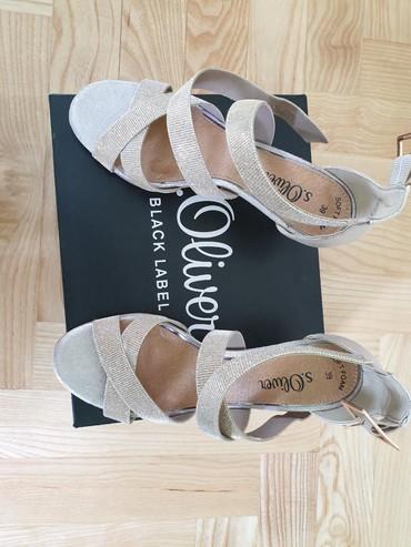 S'Oliver sandale, jednom obuvene - Stara Pazova