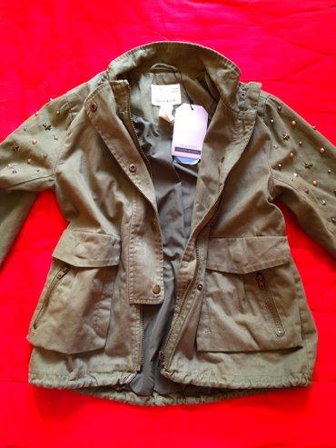 Zaragirl новая куртка зара на девочку 5-6 лет. цена 1600 сом в Бишкек