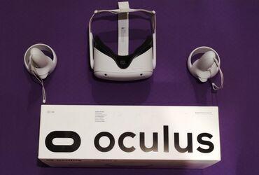 1976 объявлений: VR шлем Oculus quest 2 64gb+ 5 метровый кабель + чехлы для