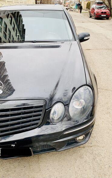 Mercedes-Benz E 55 5.5 л. 2005 | 130000 км