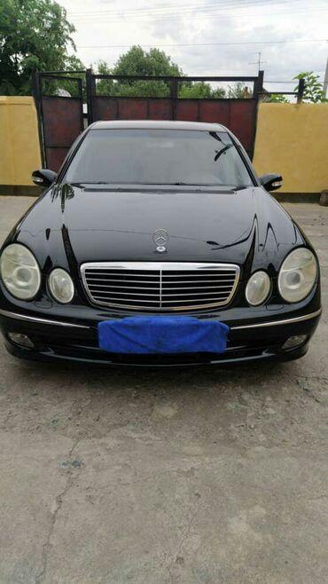 Mercedes-Benz E 320 3.2 л. 2003 | 105000 км