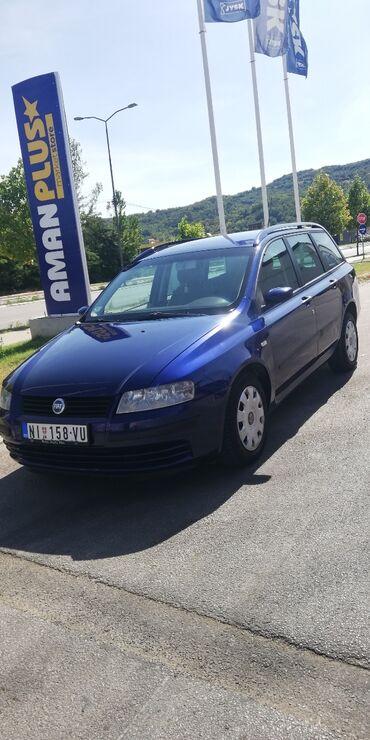 Polovni automobili - Nis: Fiat Stilo 1.9 l. 2004   227000 km