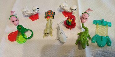 Kinder suprise kinder igračke Cena za sve sa slike 250 din