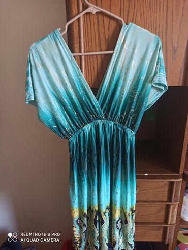 Letnja leprsava haljinica