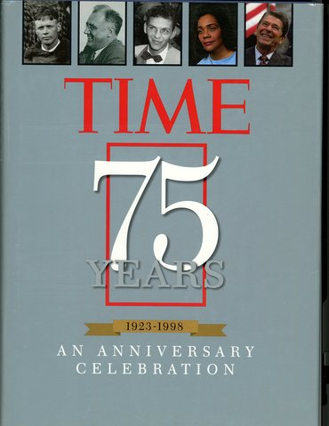 Time 75 Years 8: An Anniversary Celebration Hardcover – September 1998