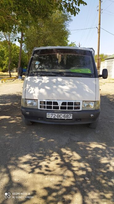 gazel bortovoi в Азербайджан: ГАЗ GAZel 3221 1997 | 50466381 км