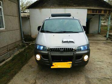 Транспорт - Кызыл-Кия: Hyundai Starex 2.5 л. 2003   340000 км