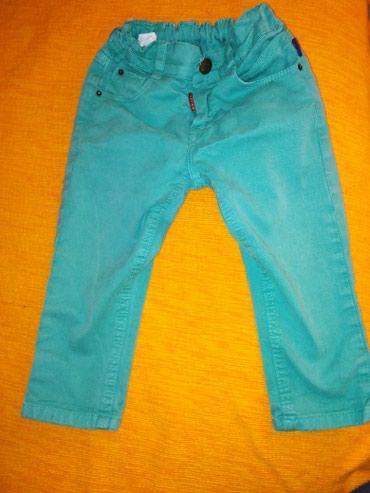 Pantalone zelene broj - Srbija: Pantalone zelene br. 2. Proizvodnja - Srbija, Tam Tam. Ima trakicu za