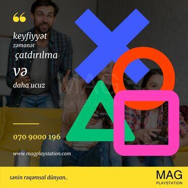 sega oyun kasetleri - Azərbaycan: Playstation 3 oyunların yazılmasını sizə - MAG Playstation təklif