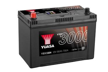akkumulyatorlar - Azərbaycan: YUASA YBX3335 akkumulyatoru.Yuasa YBX3000 SMF BatteriesYuasa YBX3335
