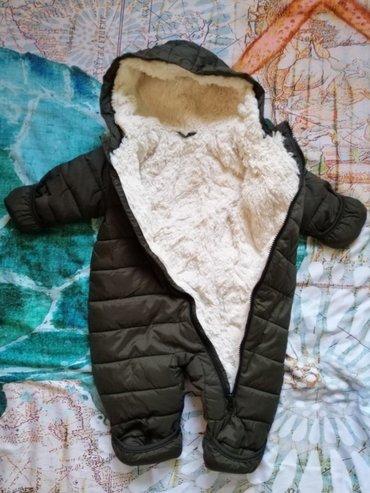 Skafanderi-za-decu - Srbija: H&M skafander za bebe, veličina 68, za bebe uzrasta 3-6 meseci