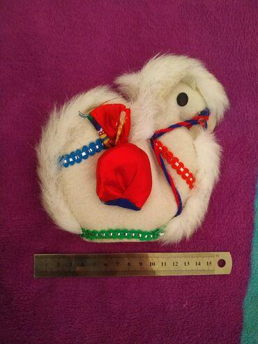 Сувениры (Верблюд)Материал:войлокЦена:150ТОРГ ЕСТЬ.(Город Кара-Балта)