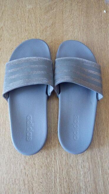 Adidas zenske - Srbija: ADIDAS Zenske papuce velicina 40 1/2, nove, original nije kopija