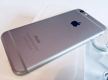 Очень срочно продаю iphone6 16gb! состояние идеальное. в комплекте кор в Бишкек