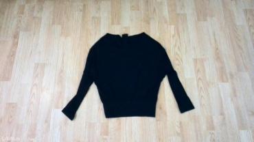Farmarice 34broj - Srbija: P. S. Fashion majica,mis rukavi,34broj,crna boja. Pamuk sa elastinom