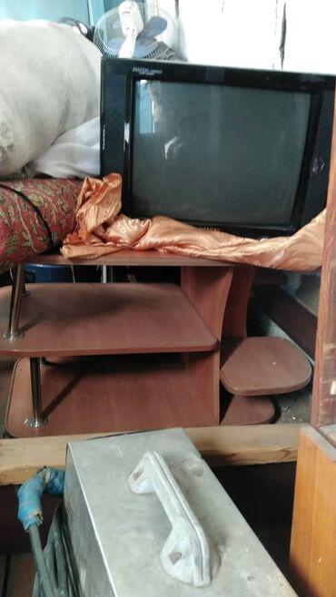 Электроника - Чон-Далы: Телевизор с подставкой