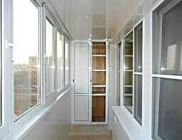 Отделка внутренняя,утепление балконов ,лодж в Бишкек