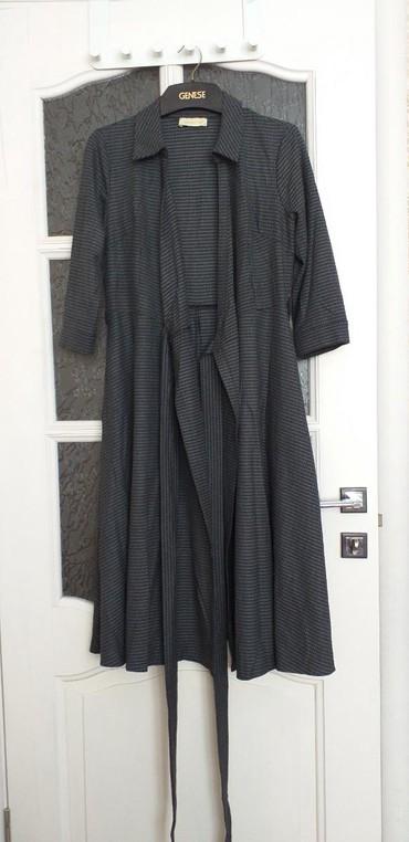 летнее платье с запахом в Кыргызстан: Платье на запах, один единственный раз надевала, продаю в связи с тем