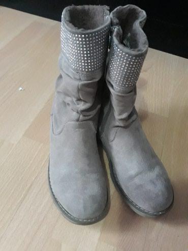 Preudobne čizme za devojčice vel.34 - Kragujevac