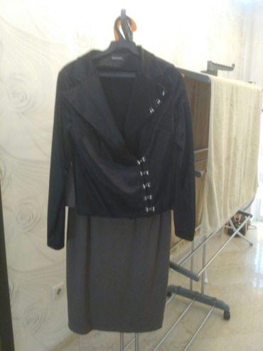 Пиджак атлас плотный. размер 38 турецкий. не ношен в Бишкек
