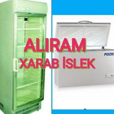 Elektronika - Azərbaycan: Aliram marojna soyuducusu dondurucu aliram su vitrinleri aliram ev