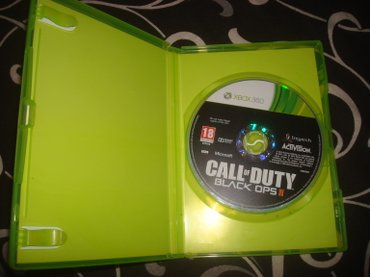 XBOX 360 Igrica - Call of Duty BLACK OPS 2 - Beograd