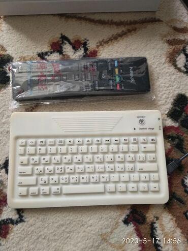 Продаю мини клавиатуру, водонепроницаемая. Корпус резина. Возможен