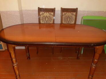 Ucuz və səliqəli masa satılır.Tək satılır.Heç 1 narahatlığı