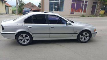 BMW 5 series 2 l. 2000 | 123456 km