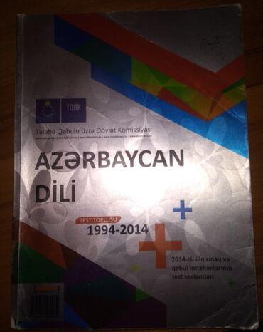 azerbaycan dili test toplusu pdf в Азербайджан: Azərbaycan dili test toplusu. İçi tərtəmizdir