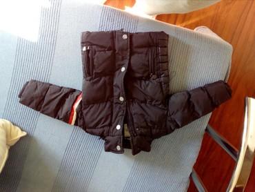 Dečija odeća i obuća - Razanj: Jakna za decake od18 meseci,jedino ostecenje na kopcama skinula se