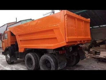 Inside city | Delivery of coal, sand, crushed stone, black earth