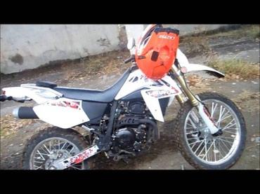 Мотоцикл класс enduro 2х тактный в Бишкек