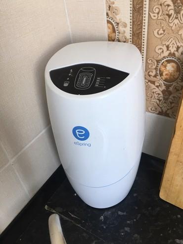 Кулеры для воды в Кыргызстан: Фильтр для очистки воды (e-spring) компании Amway! Б/У пользовались