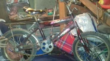 2 bajsa na prodaju oba bicikla imaju pomocne tockove licno preuzimanje - Zrenjanin