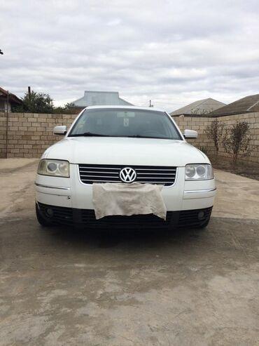 zhenskaya rubashka bez rukavov в Азербайджан: Volkswagen Passat 1.8 л. 2003 | 207020 км