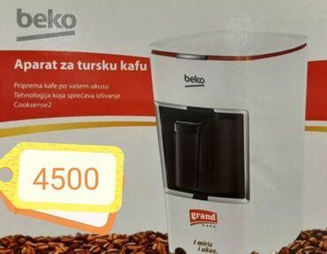 Aparati za kafu   Srbija: Beko aparat za tursku kafu NOVO. Pripremite penastu tursku kafu sa