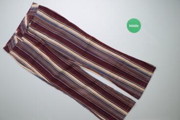 Джинсы и брюки - Красный - Киев: Підліткові штани у тонку смужку St. Bernard, вік 13 р.    Довжина: 93