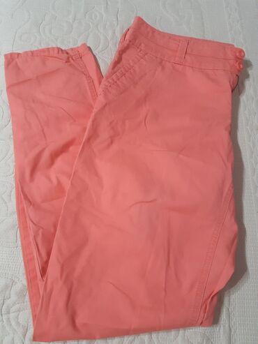 Pantalone awg - Srbija: Par puta korišćene Orsay ženske pantalone :)Veličina: 40Sastav: 60%