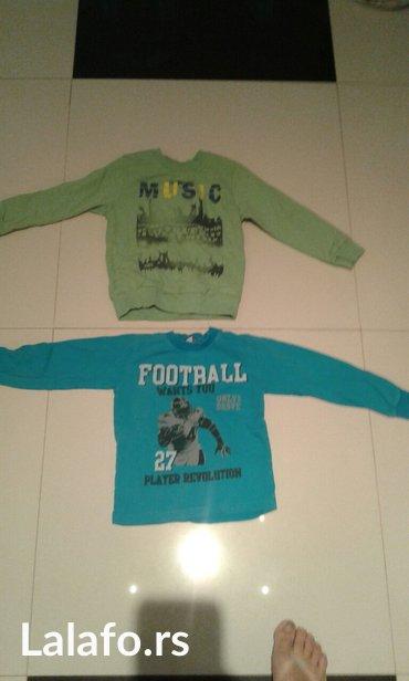 Decije majice velicina od 3 do 4 - Backa Palanka