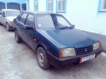 продаю лада 2199. 1998 г. в. обьем 1. 5. цена: 80000 сом. ( есть вариа в Кызыл-Адыр