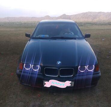 BMW - Зеленый - Бишкек: BMW 318 1.8 л. 1994 | 280000 км