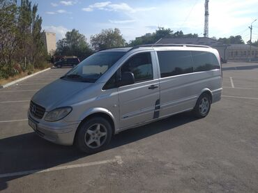 Mercedes-Benz Viano 2.2 л. 2004 | 500000 км